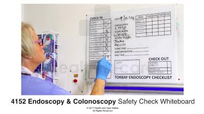 Endoscopy & Colonoscopy - safety check Thumbnail