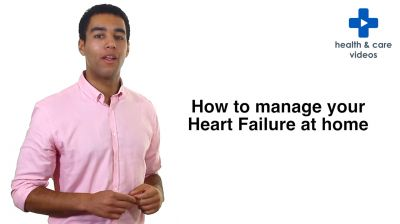 How to manage your Heart Failure at home Thumbnail