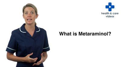 What is Metaraminol Thumbnail