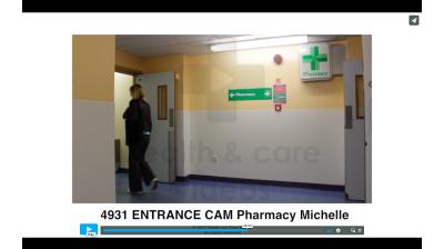 Entrance Cam - Pharmacy Michelle Thumbnail