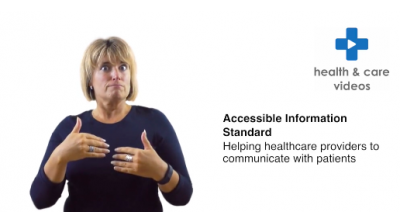 A guide to accessible information standards for patients Thumbnail