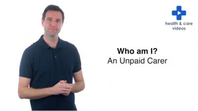 Who am I? An unpaid carer Thumbnail