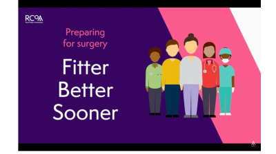 Preparing for surgery: Fitter Better Sooner Thumbnail