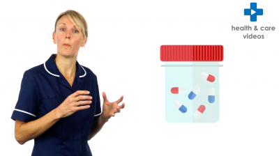 Managing your own medicines in Chronic Kidney Disease Thumbnail