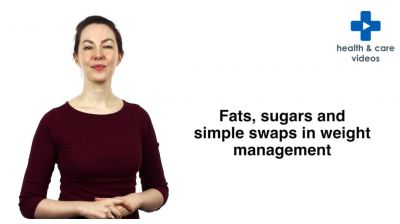 Fats, sugars and simple swaps in weight management Thumbnail