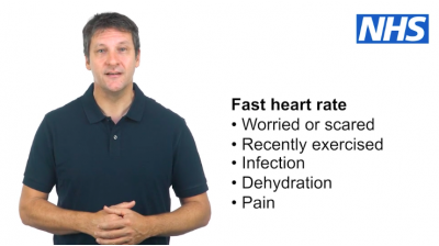 How to Measure Someone's Heart Rate Thumbnail