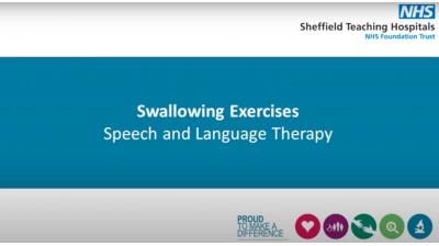 Swallowing Exercises Thumbnail