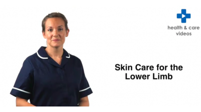 How to Cleanse the Lower Limb and Apply Emollient and Topical Steroids Thumbnail