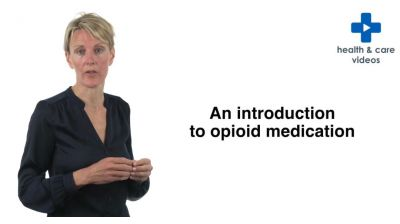 An Introduction to opioid medication Thumbnail