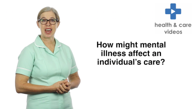 How might mental illness affect an individuals care Thumbnail