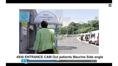 Entrance Cam - Out patients Maurine Side Thumbnail