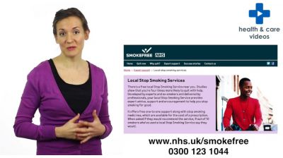 Our 5 Top Tips to help you Stop Smoking Thumbnail
