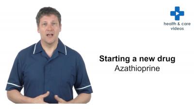 Starting a New Drug - Azathioprine Thumbnail