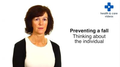 Preventing a Fall - Thinking about the Individual Thumbnail