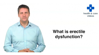 What is Erectile Dysfunction? Thumbnail