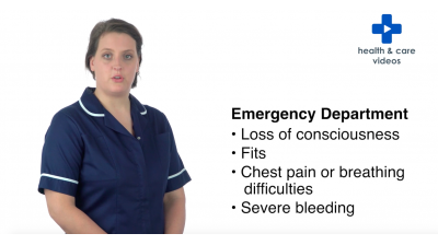 What is Accident and Emergency? Thumbnail
