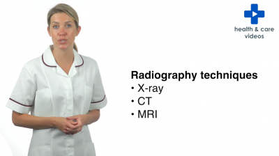 Who am I? Diagnostic Radiographer Thumbnail