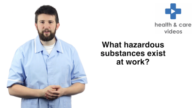 What hazardous substances exist at work Thumbnail