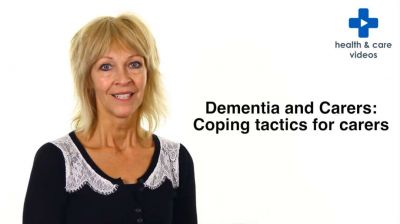 Dementia and Carers: Coping tactics for carers Thumbnail
