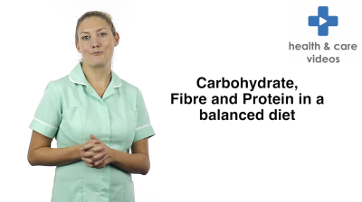Carbohydrate, Fibre and Protein in a balanced diet Thumbnail