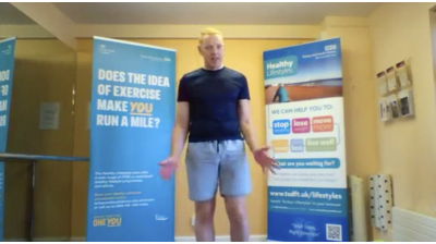 Facebook Live - Week 3: Morning Circuit with Andy Thumbnail