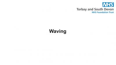 Waving Thumbnail