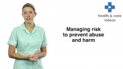 Managing risk to prevent abuse and harm Thumbnail