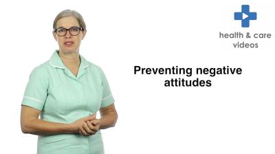 Preventing negative attitudes Thumbnail
