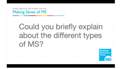 What are the different types of MS? Thumbnail