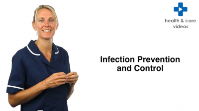 Infection Prevention and Control Thumbnail