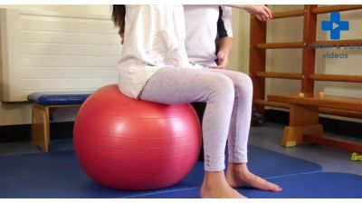 Using the exercise ball to improve your core stability Thumbnail