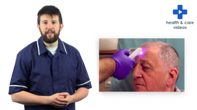 Measuring your temperature before Dialysis Thumbnail