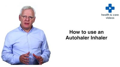 How to use an Autohaler Inhaler Thumbnail