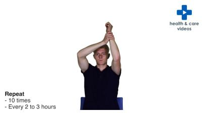 Shoulder - Flexion Stage 3 Thumbnail