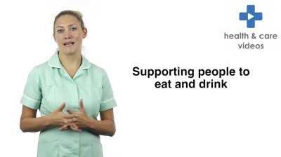 Supporting people to eat and drink Thumbnail