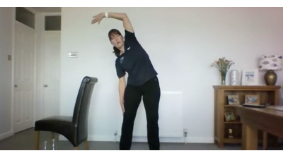 Facebook Live - Week 2: Gentle Exercise with Elaine Thumbnail