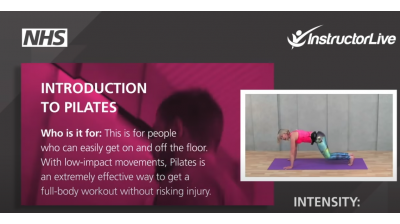 Introduction to pilates Thumbnail