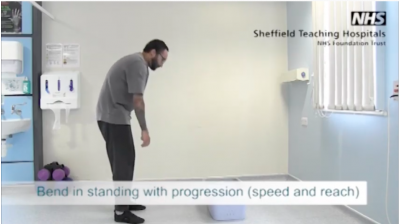 Bend in standing with progression Thumbnail