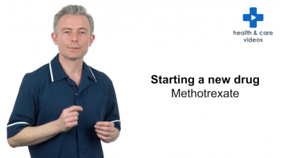 Starting a new Drug - Methotrexate Thumbnail