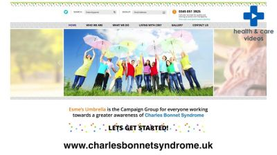 What is Charles Bonnet Syndrome? Thumbnail