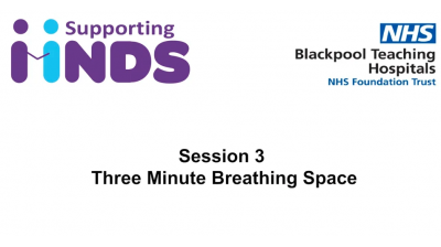 Session 3 Three Minute Breathing Space Thumbnail