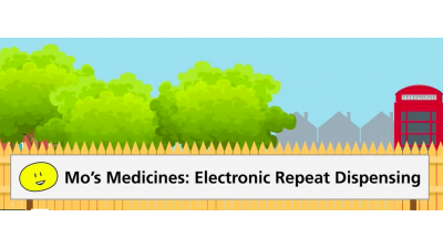 Mo's Medicines: Electronic Repeat Dispensing Thumbnail