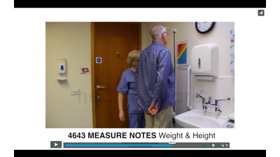 Measure Notes - Height and Weight Thumbnail