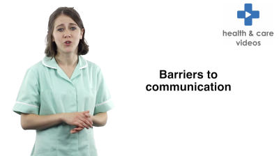 Barriers to communication Thumbnail
