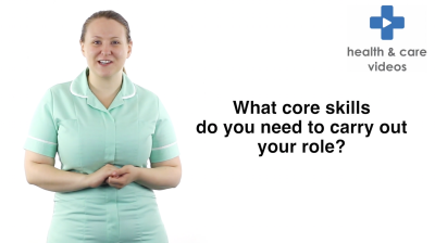 What core skills do you need to carry out your role? Thumbnail
