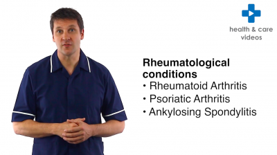 What is Rheumatology? Thumbnail