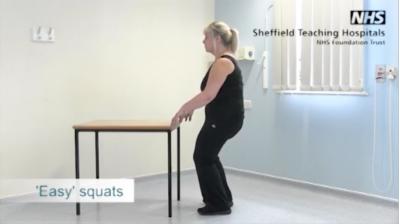 Easy squats Thumbnail
