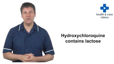 Starting a new drug - Hydroxychloroquine Thumbnail