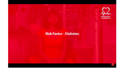 British Heart Foundation - Diabetes, Heart Healthy Series [British Sign Language] Thumbnail