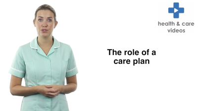 The role of a care plan Thumbnail